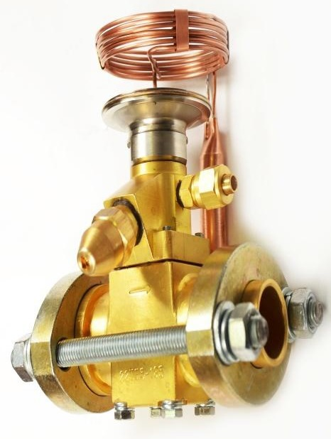 Терморегуляционный вентиль ТЕ5